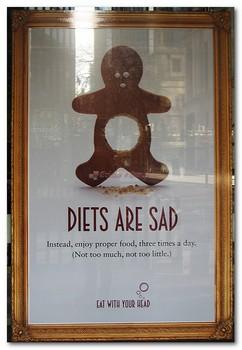dieta trista