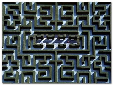 I labirinti perch ci piacciono psiche e soma for Giardino labirinto